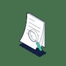 Audit icon transparent
